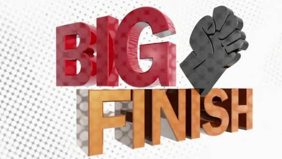 Video - PTI Big Finish April 3
