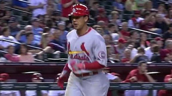 Video - Cardinals Fly By Diamondbacks 6-1