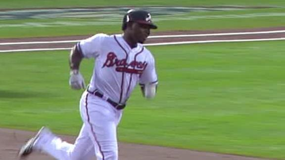 Video - Braves Blast Phillies 9-2