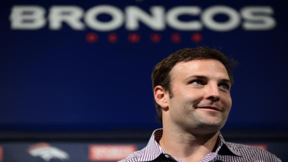Video - Welker Compares Brady To Manning
