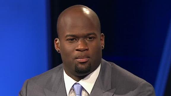 Video - Vince Young Moving Forward