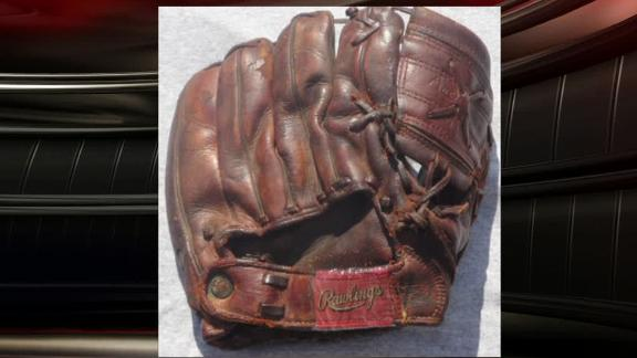 Video - Mint Condition: Jackie Robinson W.S. Glove Up For Auction