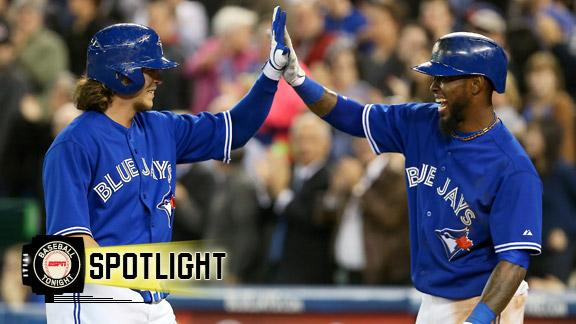 Video - Blue Jays Power Past Indians