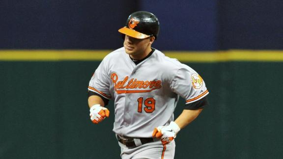 Video - Davis' Big Day Fuels Orioles