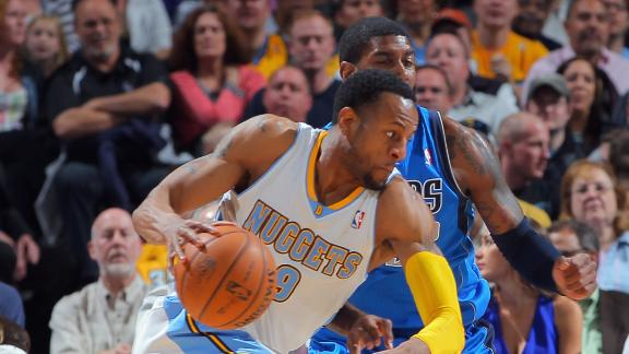 Video - Nuggets Squeak By Mavericks