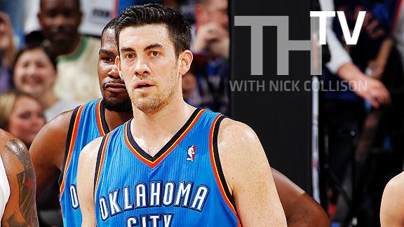 Video - With Nick Collison, Part I