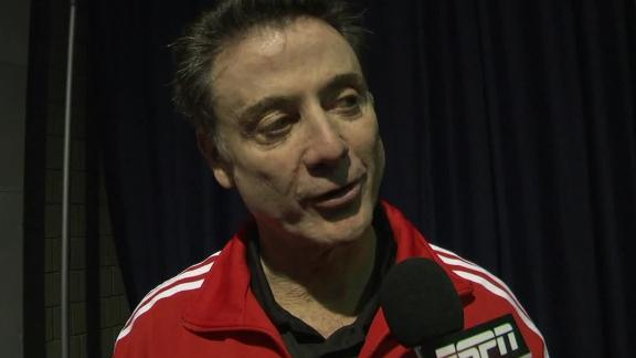 Source: Pitino to join Hall of Fame's 2013 class