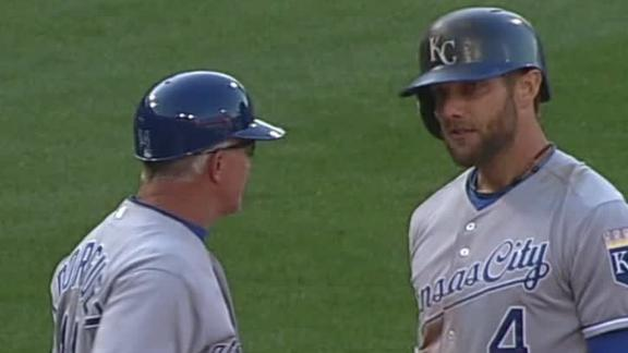 Video - Royals Roll Phillies 13-4