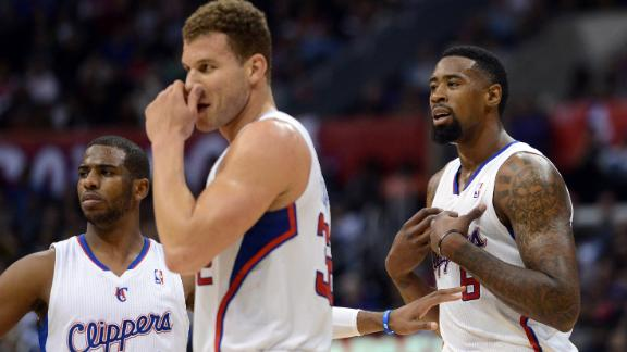 Video - Lob City Dissension