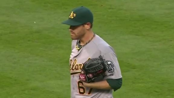 Video - Straily, Athletics Shut Down Astros