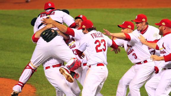 Video - Jon Hamm Remembers 2011 World Series