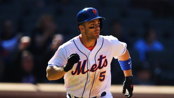 Buck drives in 4 runs, lifts Mets past Marlins