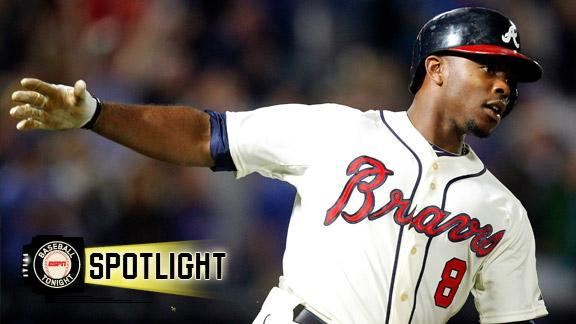 Video - Upton Brothers Propel Braves To Walk-Off Win