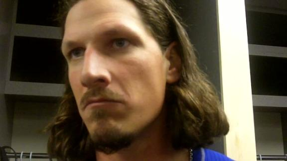 Video - Samardzija Comments On Loss