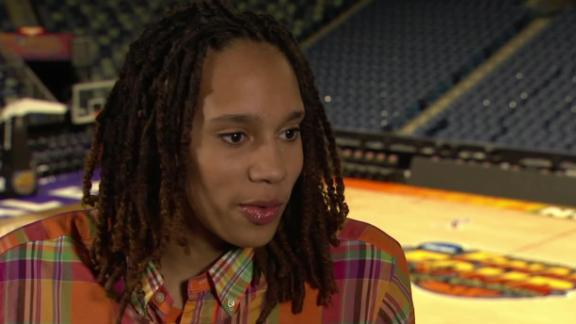 Video - Brittney Griner Admits To Being Bullied