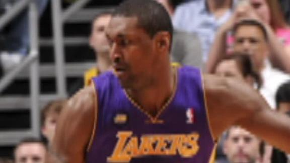 Video - Metta World Peace Says He Will Return Tuesday
