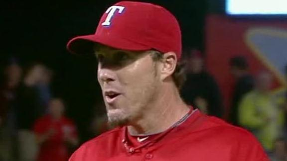 Video - Rangers Hold Off Late Charge From Rays