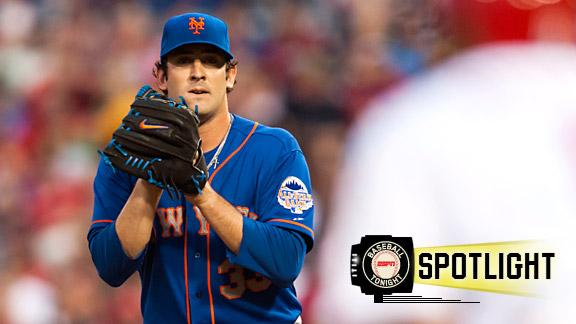 Video - Harvey, Mets Top Halladay, Phillies