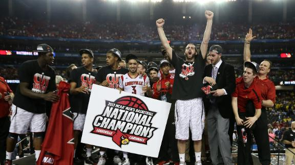 The Day Evil Won, Part Deux: Louisville wins 2012 NCAA Tournament.