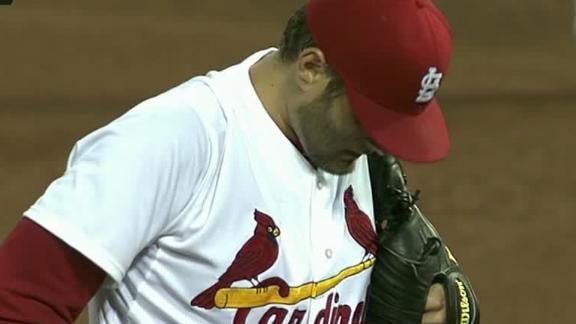 Video - Cardinals Fly By Reds 5-1