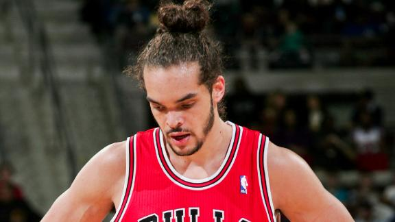 Bulls' Noah (foot) out vs. Raps; Rip back