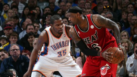 Video - NBA Player Rankings: 3-1