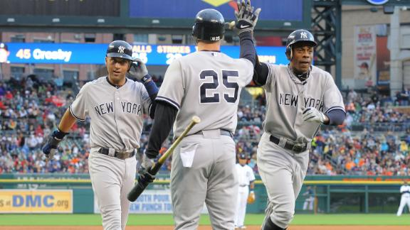 Video - Buster Blog: Yanks Must Tread Water