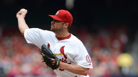 Westbrook shuts out Reds as Cardinals roll
