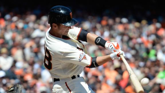 Video - Posey, Giants Sweep Rockies