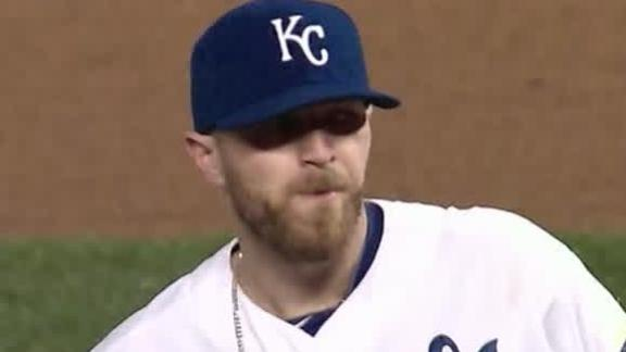 Video - Royals Shut Out Twins 3-0