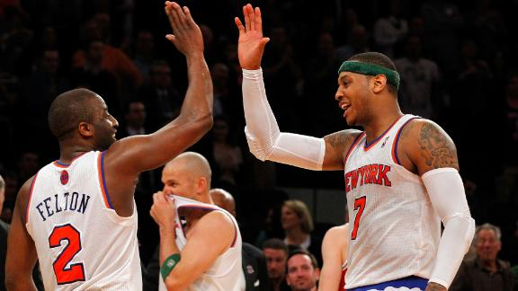 Video - Knicks-Nets Playoff Preview