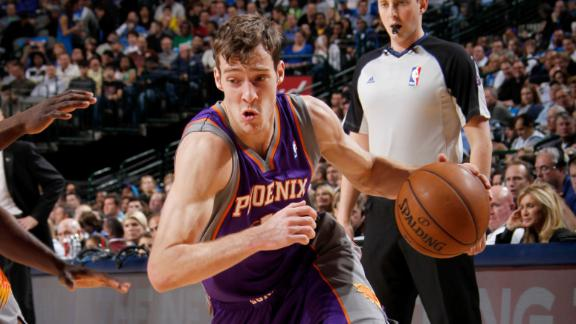 Video - Suns Down Mavericks