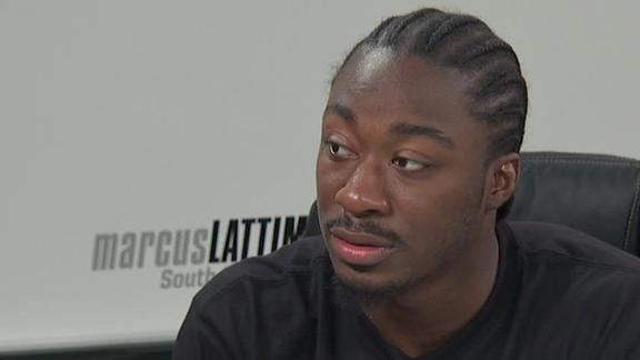 Lattimore vows he'll be ready by Week 1