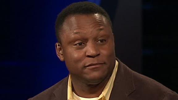Video - Barry Sanders Talks Lions