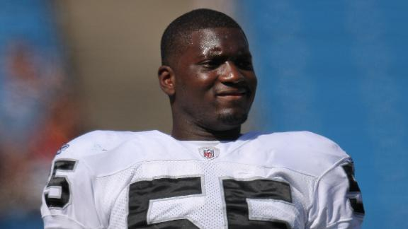 Ravens sign ex-Raiders linebacker McClain