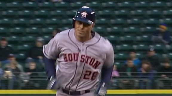 Video - Astros Win Second Straight