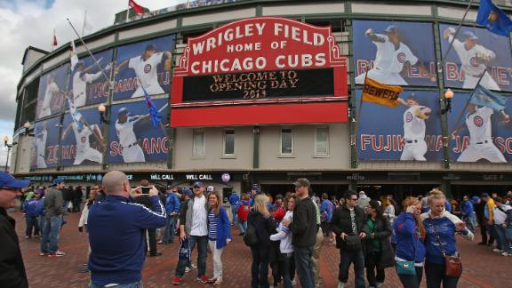 Goat's head sent to Cubs owner at Wrigley