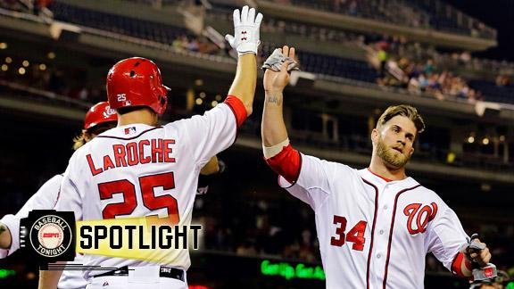 Video - Nationals Sweep White Sox