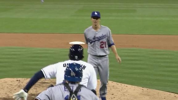 Video - Brawl Erupts In Dodgers' Win Over Padres