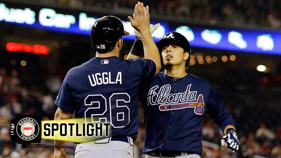 Video - Braves Rally To Top Nats In The 10th