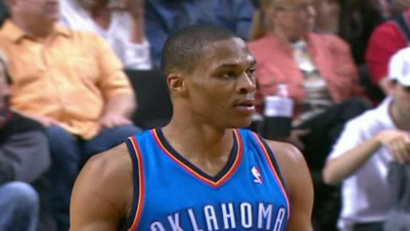 Video - Thunder Clinch Northwest Division