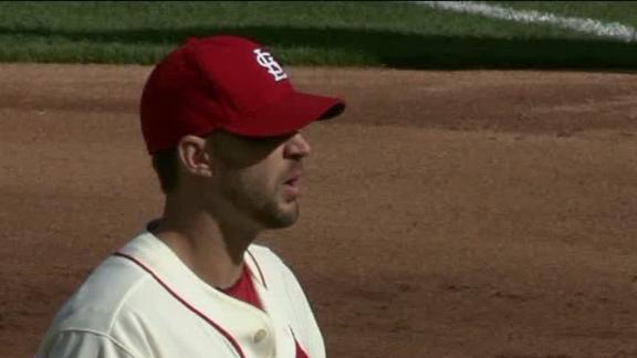 Video - Wainwright, Cardinals Blank Brewers