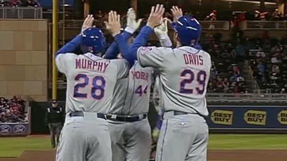 Video - Mets Crush Twins 16-5