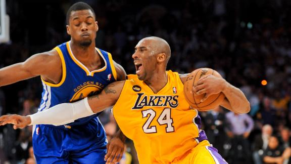 Video - Kobe Likely Out 6-9 Months