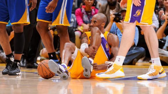 Video - NBA Countdown: Kobe's Tough Road Back