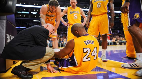 Video - Lakers Have Tough Road Ahead