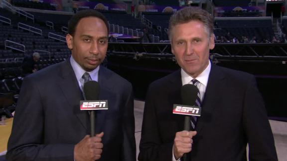 Video - Lakers Closer To The Playoffs