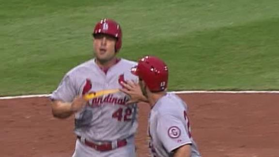 Video - Cardinals Rough Up McDonald