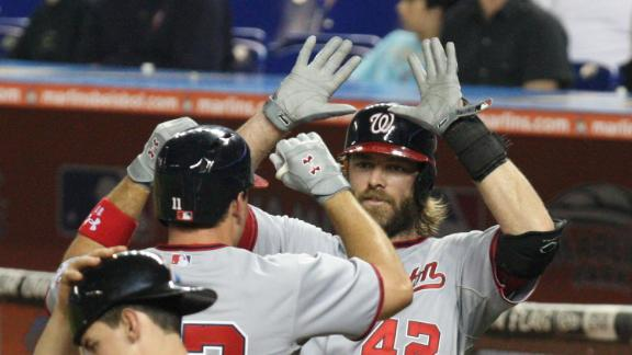 Zimmermann helps Nationals bounce back
