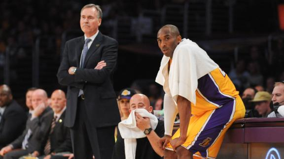 Video - D'Antoni To Blame For Kobe Injury?